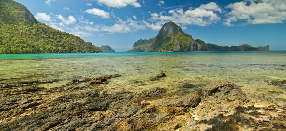 Majestic beauty of Palawan