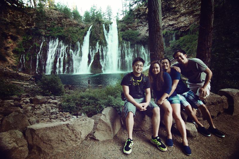 Dax Victorino Films Burney Falls