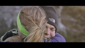 Film Still Lake Tahoe Adventure Engagement Dax Victorino Films